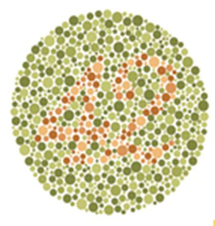 color blind example